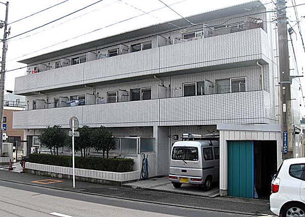 TOP鶴ヶ峰第3外観写真
