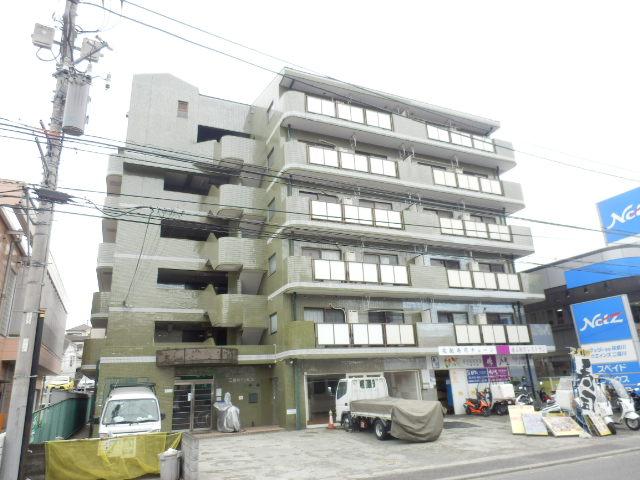 二俣川YUビル外観写真