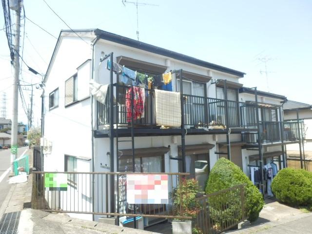 二俣川ビューハイツ第2外観写真