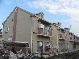 コズミックシティ宮沢第一B外観写真