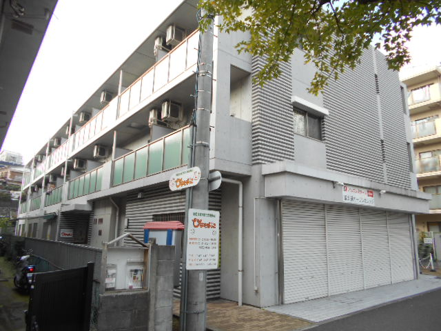 YAMAKI二俣川外観写真