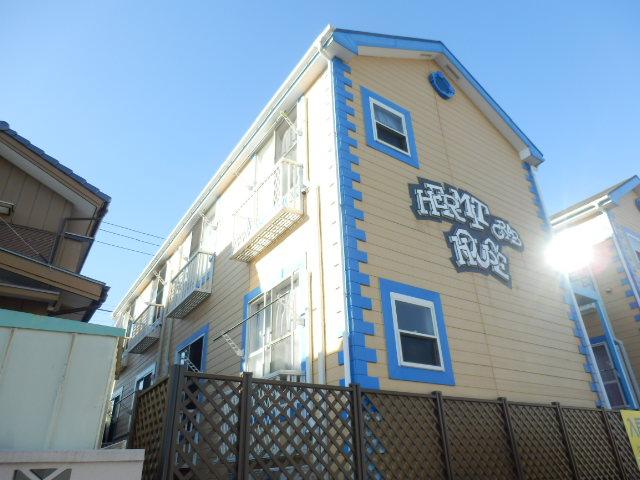 ハーミットクラブハウス四季美台B外観写真