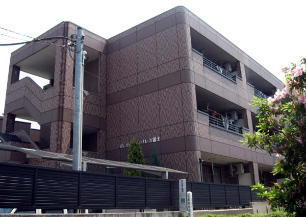 ガーデンパレス富士外観写真