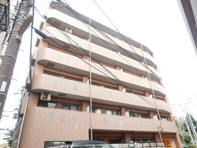 ファーストクラス二俣川外観写真