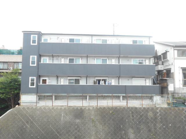 プレミアコート二俣川外観写真