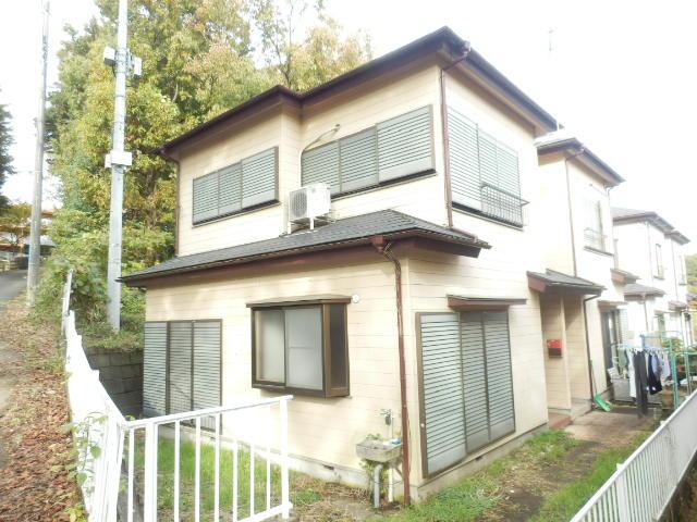 中沢町テラスハウス B棟外観写真