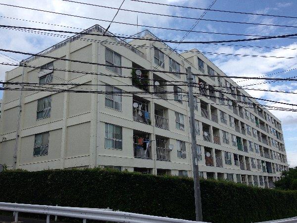 希望が丘第3コーポラスA棟外観写真