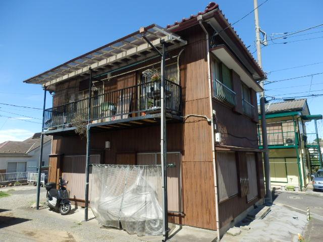 第2福井荘外観写真