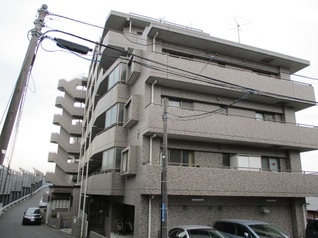 二俣川パークホームズ弐番館外観写真