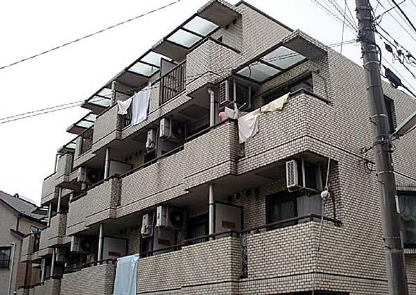 ジョイフル聖蹟桜ヶ丘外観写真