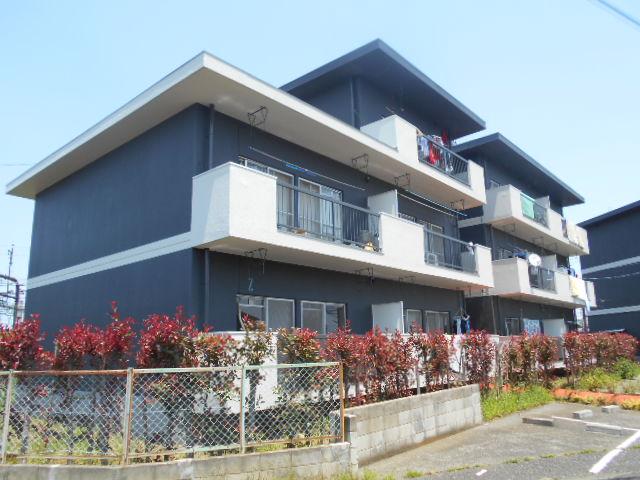 高橋マンションA棟外観写真