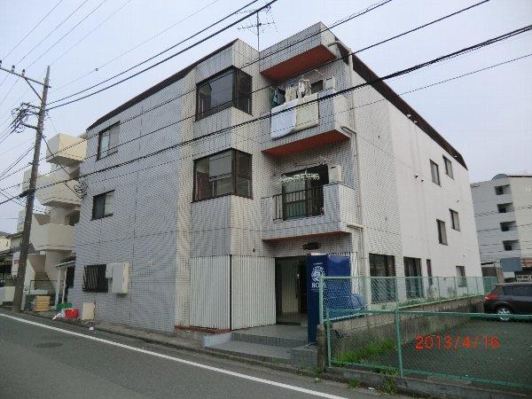 第3ISマンション外観写真