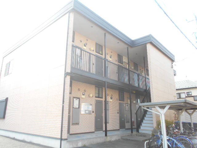 メインシティガーデン新井壱番館外観写真
