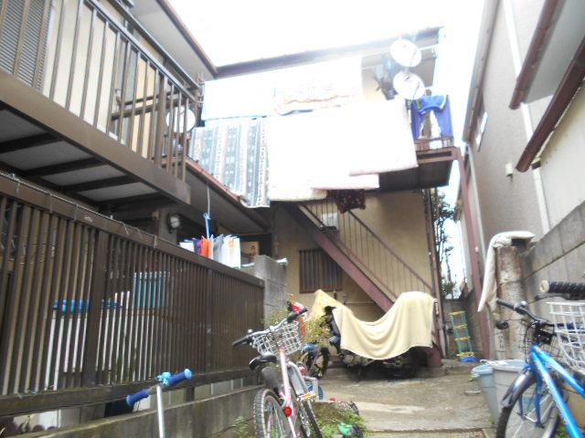 萩原アパート外観写真