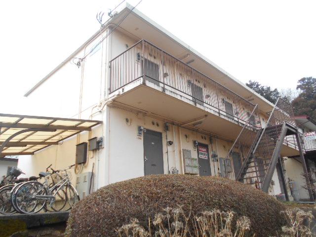 フォレスト石坂 第2外観写真