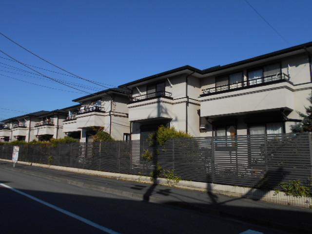 稲馬タウンハウスI外観写真