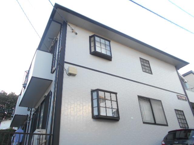 ソシエ高幡外観写真