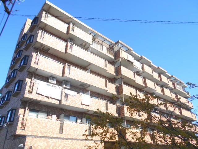 ライオンズマンション聖蹟桜ヶ丘第5外観写真