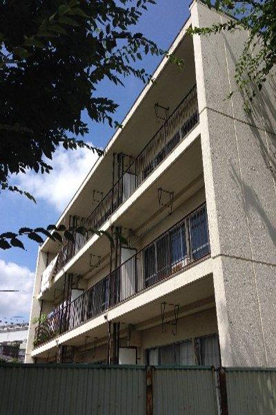 下田第1アパート外観写真