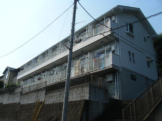 アメニティ南陽台外観写真