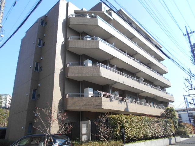 ガーデンホーム多摩永山外観写真
