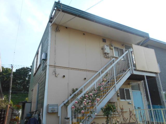 松井アパート外観写真