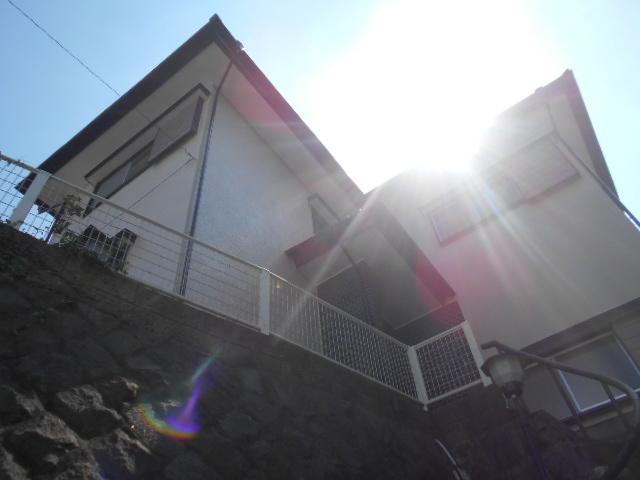 三沢A棟外観写真