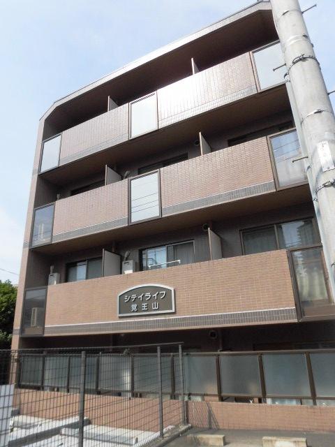 シティライフ覚王山外観写真