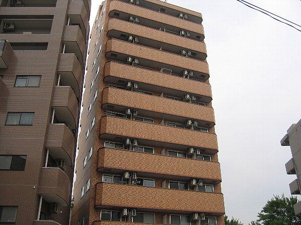 レジデンスカープ名古屋外観写真
