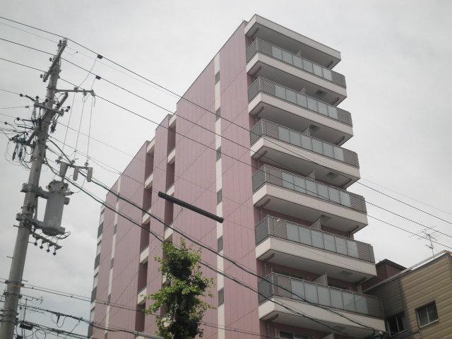 コート新栄外観写真