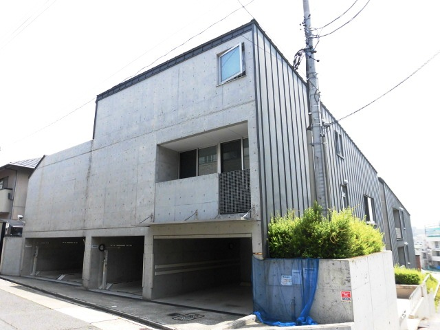 VISCONTI覚王山外観写真