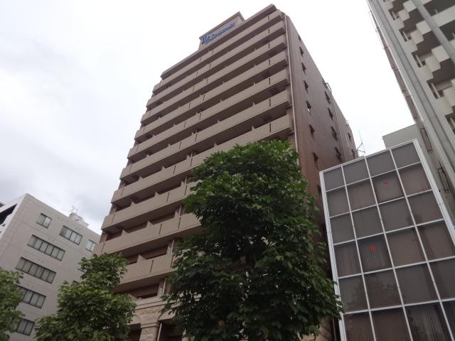 プレサンス鶴舞駅前ブリリアント外観写真
