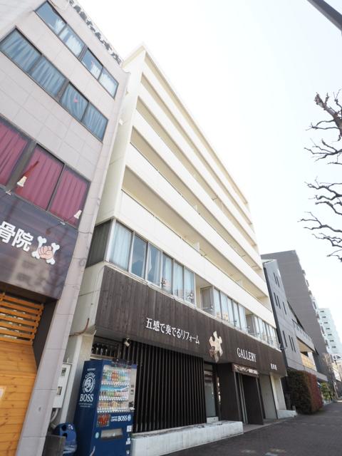 ラッフル徳川外観写真