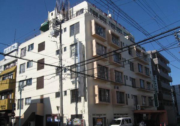 中駒新栄レオンビル外観写真