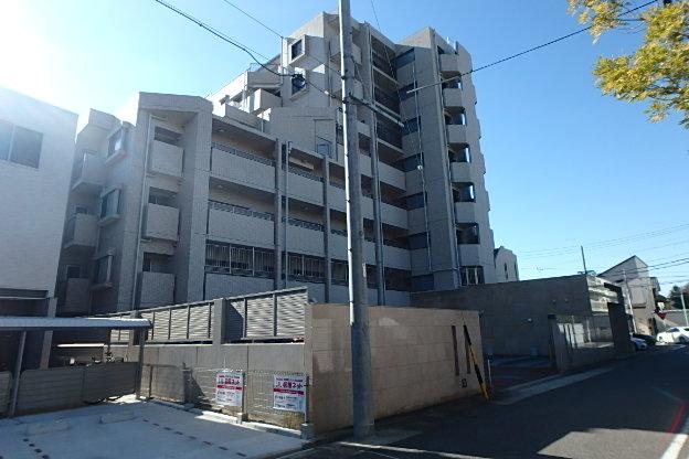 レジディア白壁東外観写真