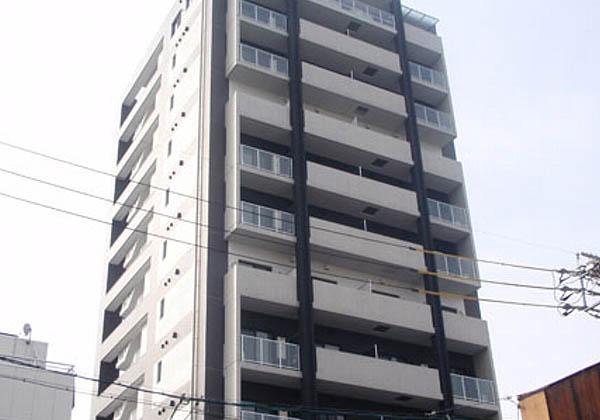 スクエア・アパートメント外観写真