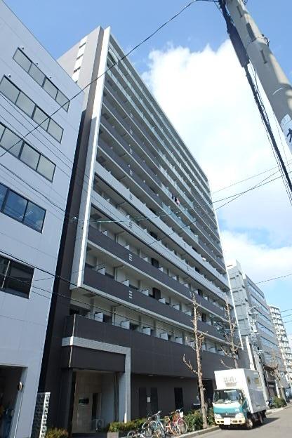 コンフォリア新栄外観写真
