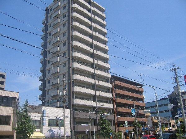ステラートシティ桜山外観写真