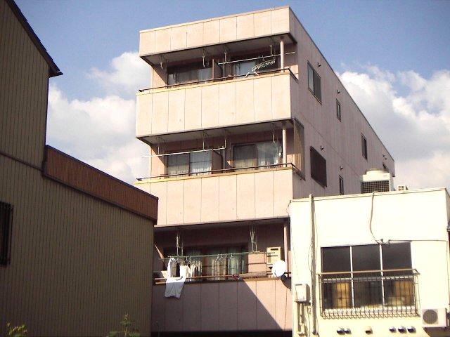 七福堂マンション外観写真