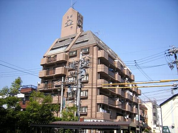 レスカール松原外観写真