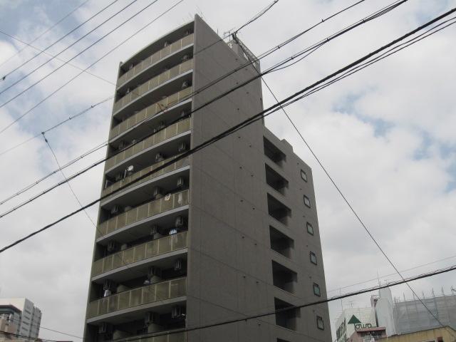 ライオンズマンション新栄外観写真