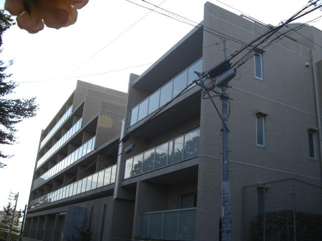 メイビル向陽町 本館外観写真
