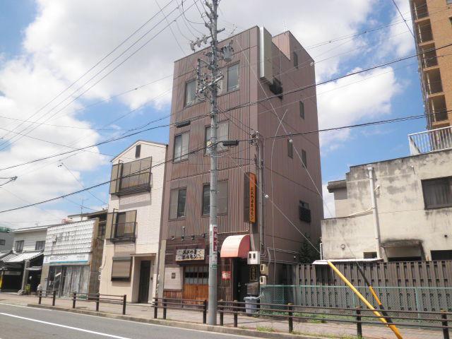 九里東ビル外観写真