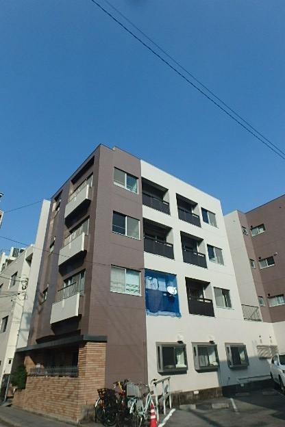 アビリア徳川外観写真