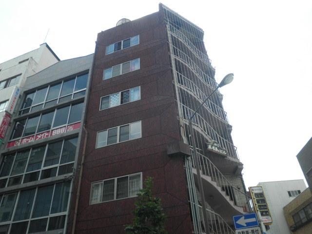 東桜メイトマンション外観写真