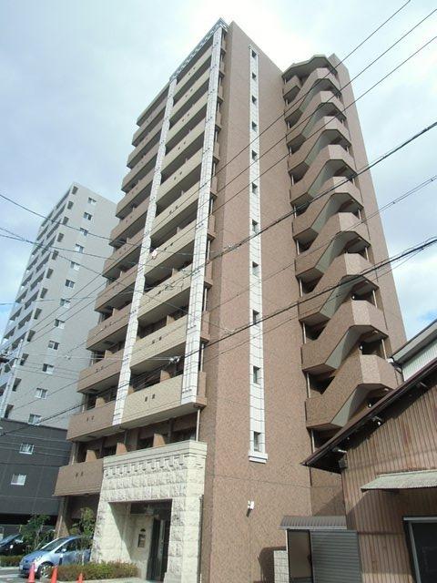 プレサンス名古屋STATIONキュオル外観写真