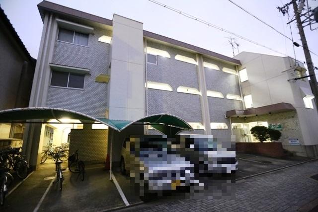 ニューコーポ上野外観写真