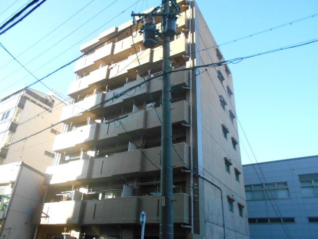 松原メイトマンション外観写真