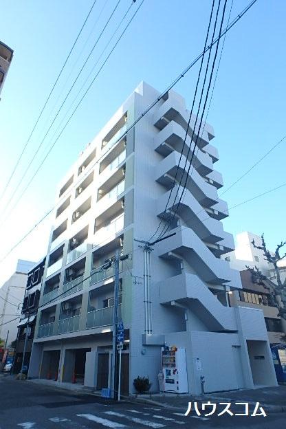 ラッフル新栄外観写真