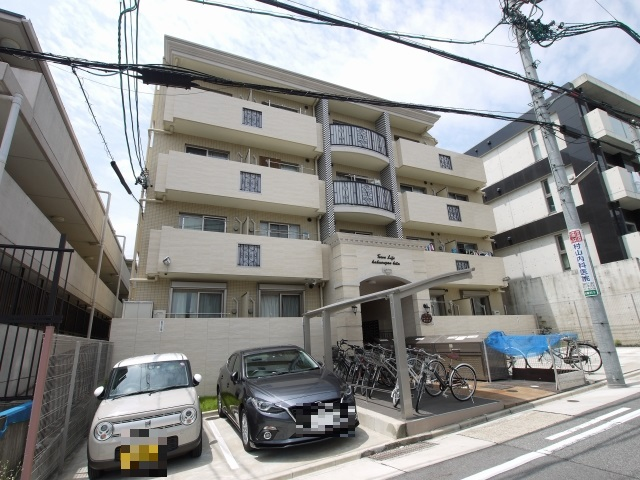タウンライフ覚王山北外観写真